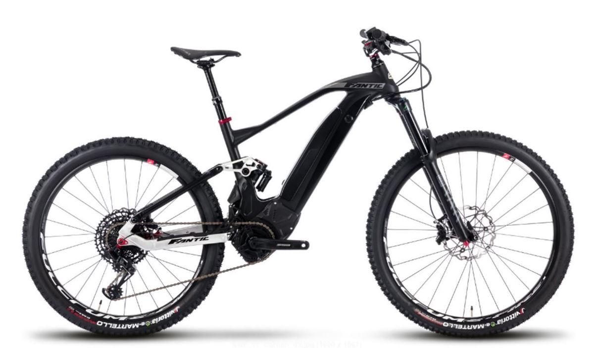 Fantic Bike Integra XMF 1.7
