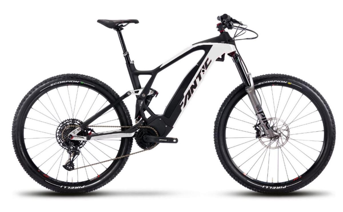 Fantic Bike Integra XTF 1.5