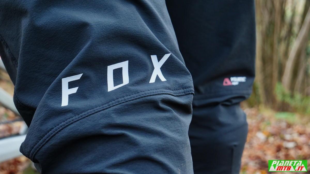 Pantaloni mtb Fox Racing Flexair Pro Fire Alpha