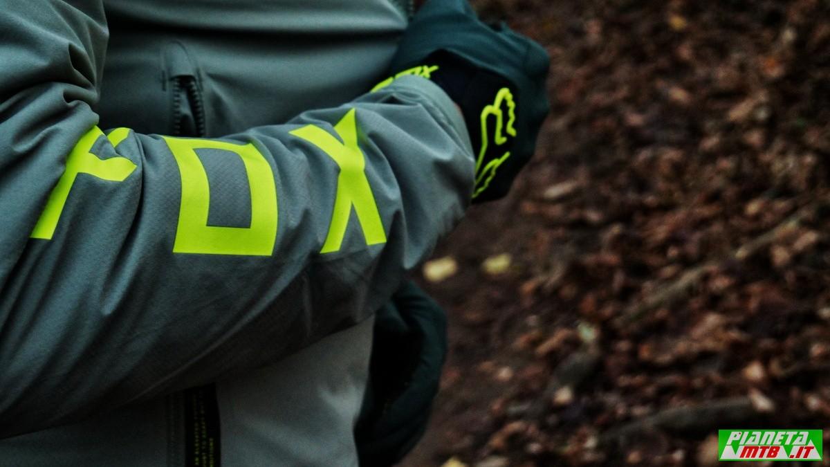 Giacca MTB Fox Racing Flexair Pro Fire Alpha