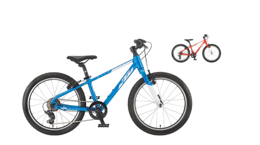 KTM Wild Cross 20 - bici bambino