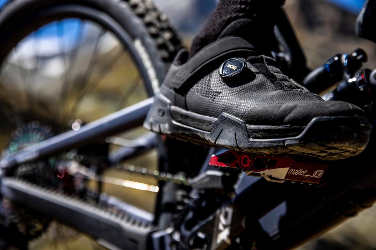 CrankBrother scarpe Mallet E