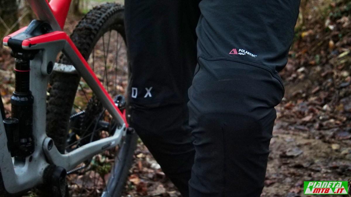 Fox Racing giacca con Polartec