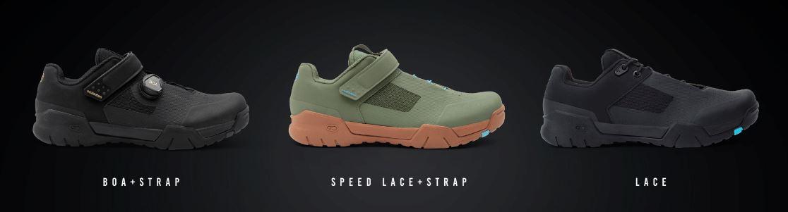 Mallet lace - scarpe mtb CrankBrothers