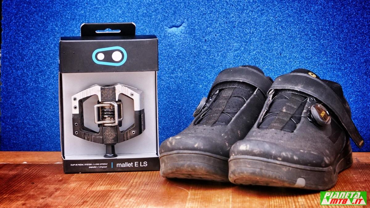 Scarpe e pedali da MTB Crankbrothers Mallet