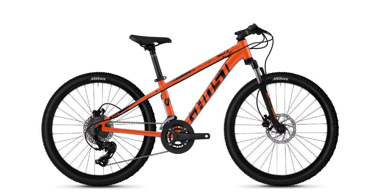 Ghost Kato D4.4 AL bici bambino ruote 24 pollici