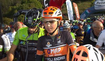 Chiara Burato del Team OMAP Cicli Andreis, 2ª nel ranking XCM 2019, si racconta