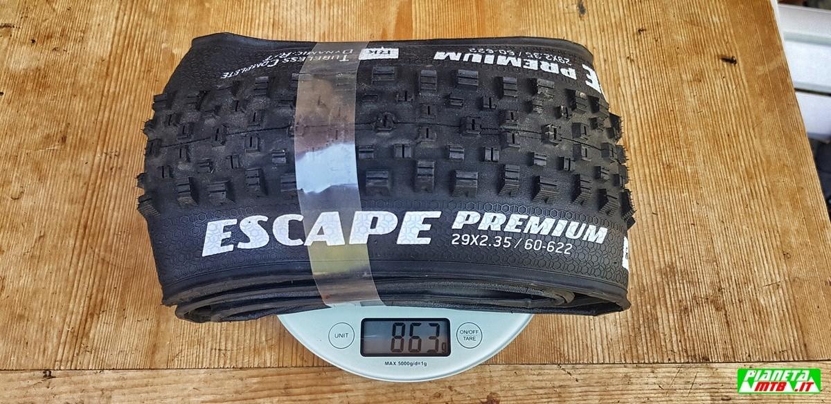 Goodyear Escape - peso gomma da Trail Bike