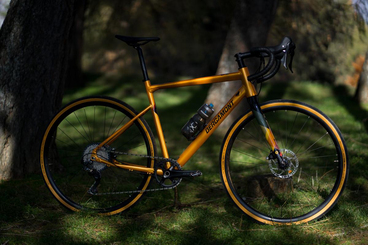 Bergamont Grandurance 8 - Gravel Bike