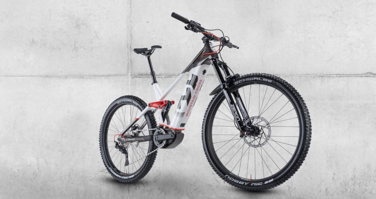 Husquvarna Mountain Cross 4 - versione 2021