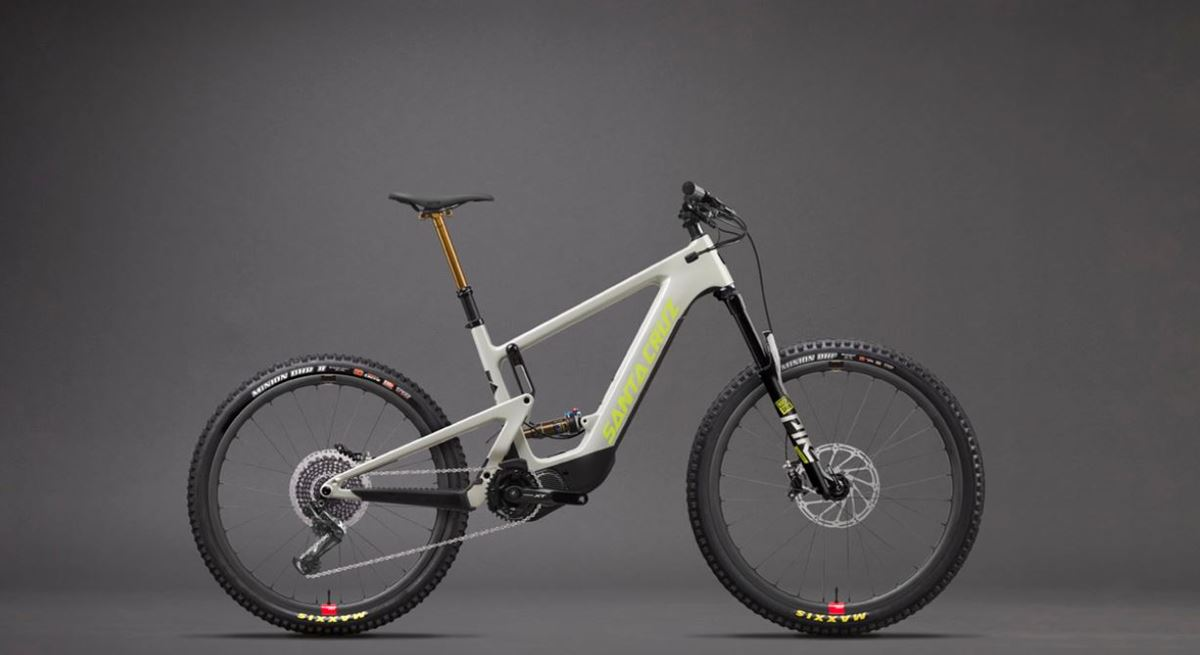 Santa Cruz Heckler MX Lite