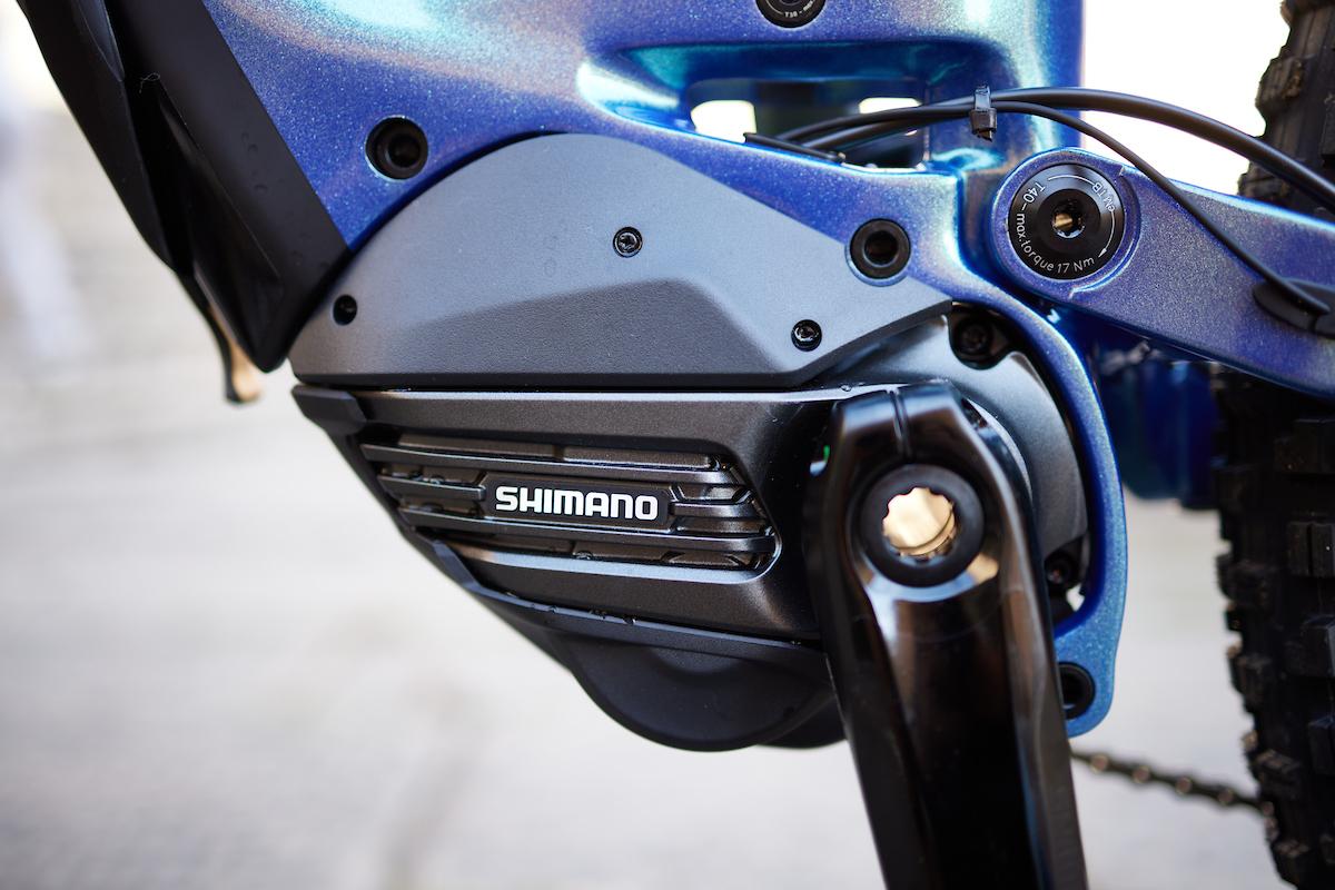 Shimano EP8 power unit