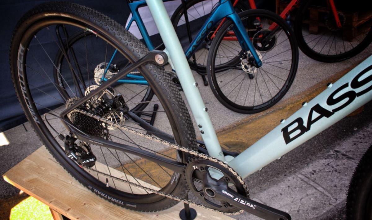 Basso gravel bike Tera