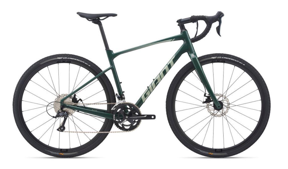 Giant Revolt 2 - 2021 gravel bike