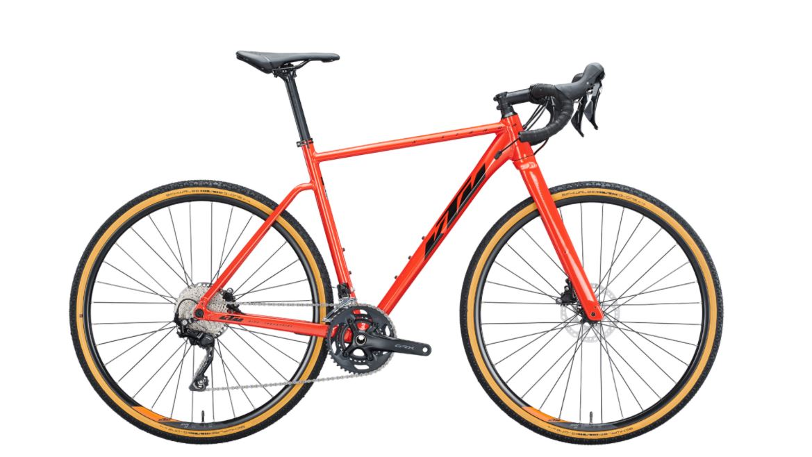KTM X-Strada 720 - 2021 gravel bike