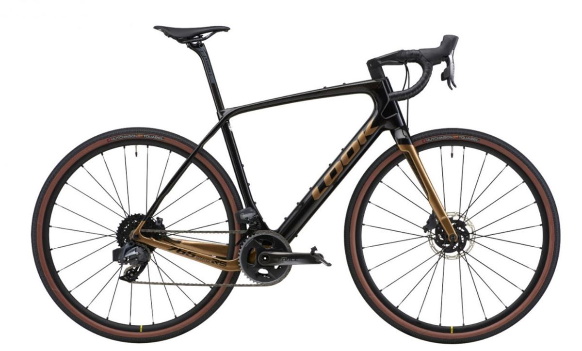 765 GRAVEL RS Carbon Champagne Glossy 2021