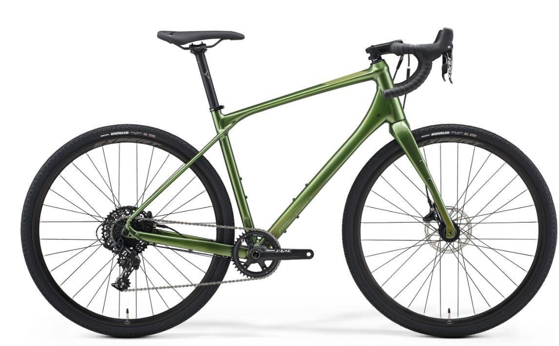 Gravel bike Merida Silex 600