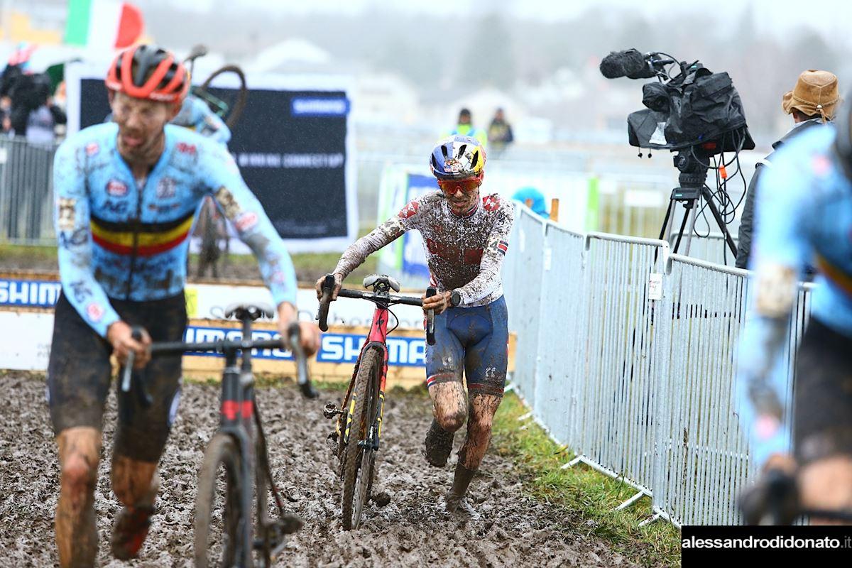 Tom Pidcock mondiale ciclocross