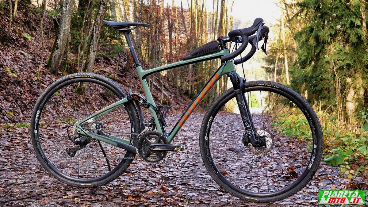 Niner MCR 9 RDO gravel bike