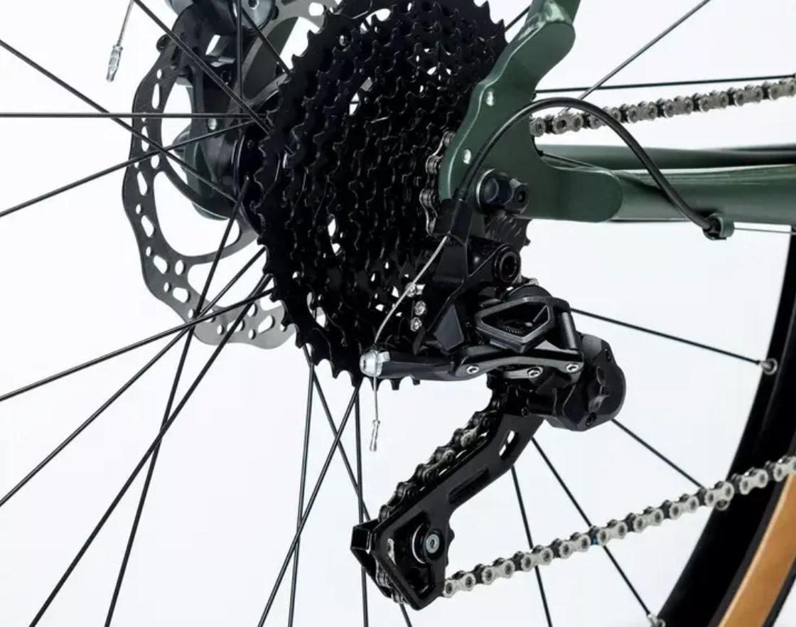 Triban GRVL 120 - Gravel bike di Decathlon