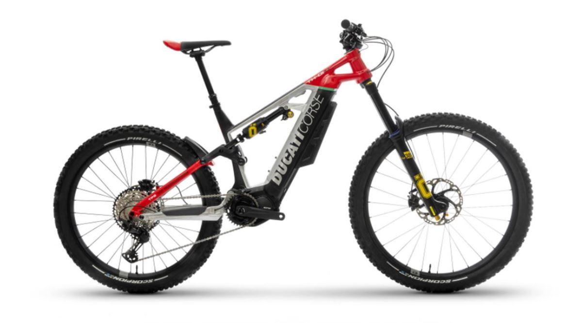 Ducati TK-01-RR - eBike