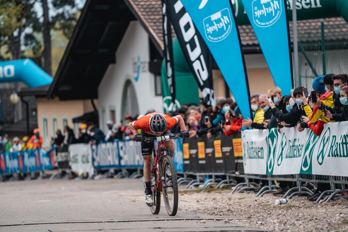 Mat Fluckiger vince a Nalles