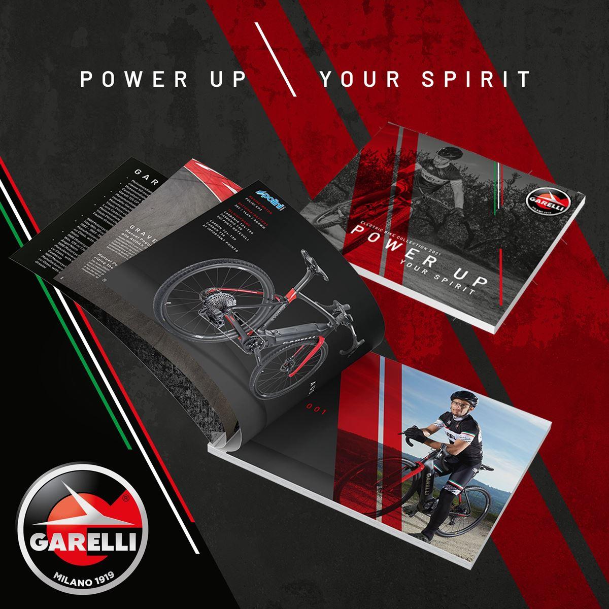 Garelli - catalogo ebike 2021