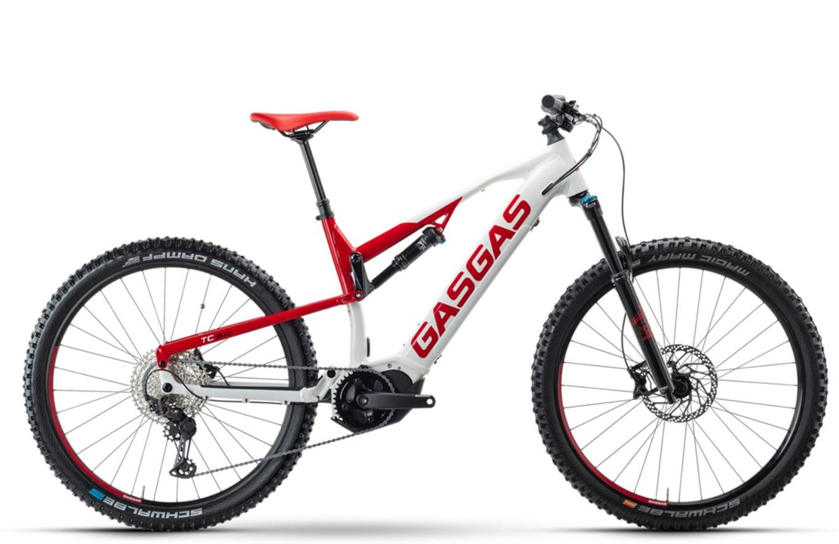 GasGas Trail Cross 9.0 - e-bike