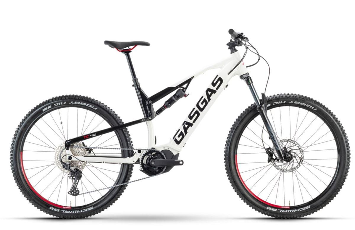 GasGas Trail Cross 7.0 - e-bike