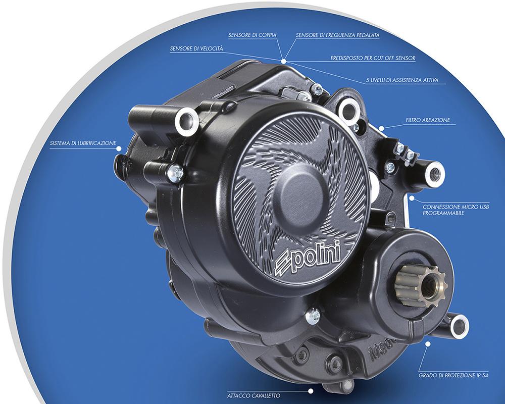 Motore Polini EP3 - eBike