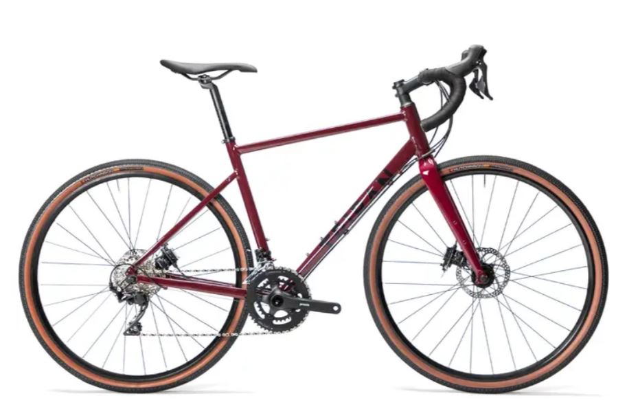 Triban Gravel GRVL 520 Subcompact - Gravel bike Decathlon