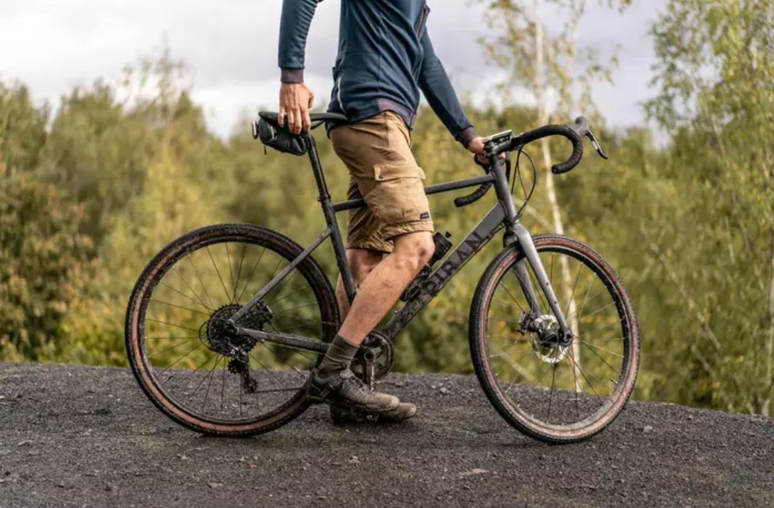 Triban GRVL 520 - Gravel bike