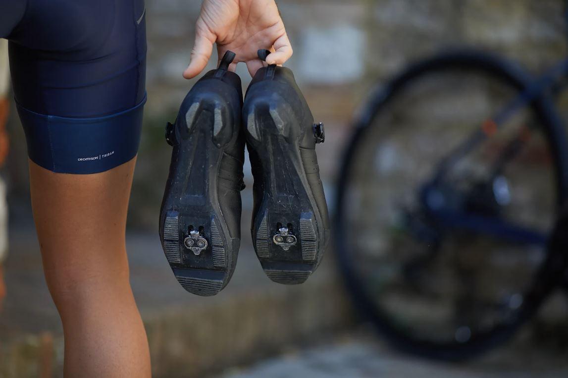 Suola scarpe gravel Triban RoadC
