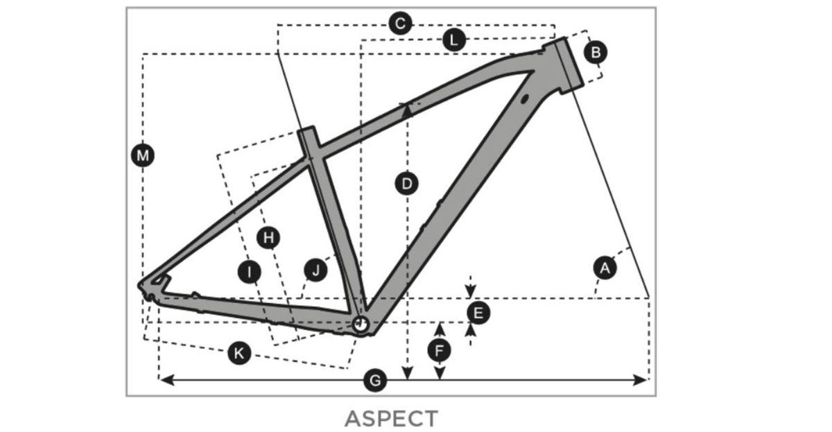 Geometrie Scott Aspect 950