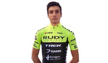 Il Team Rudy Project presenta la new entry Andrea Candeago