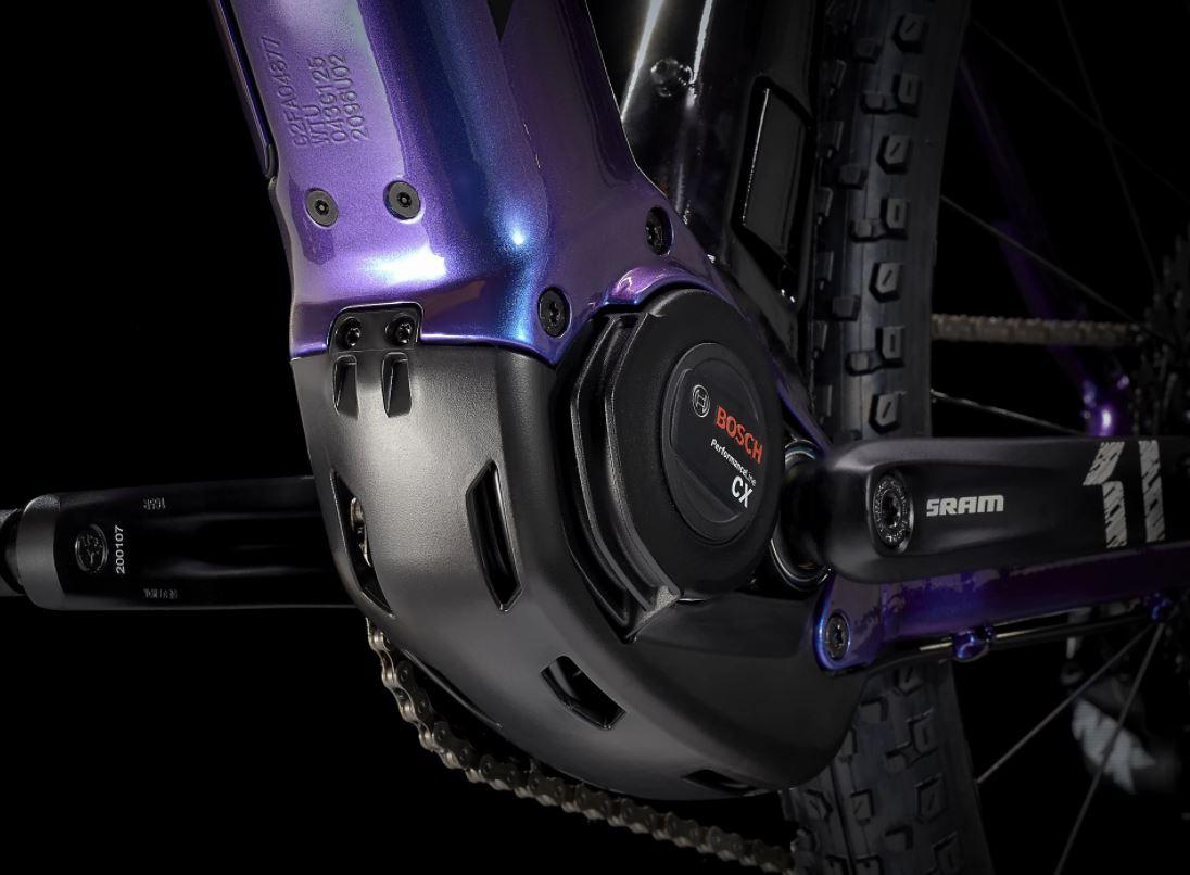 Motore Bosch Performance Line su Trek Powerfly