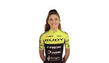 Il team Rudy Project ha presentato Lucrezia Braida