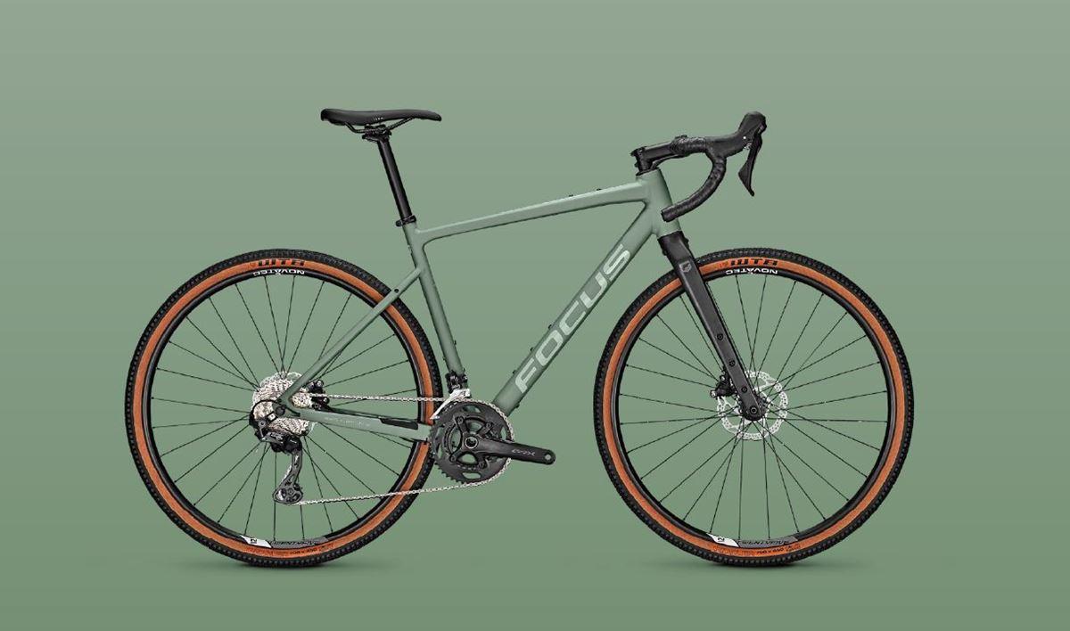 Focus gravel bike Atlas 6.8