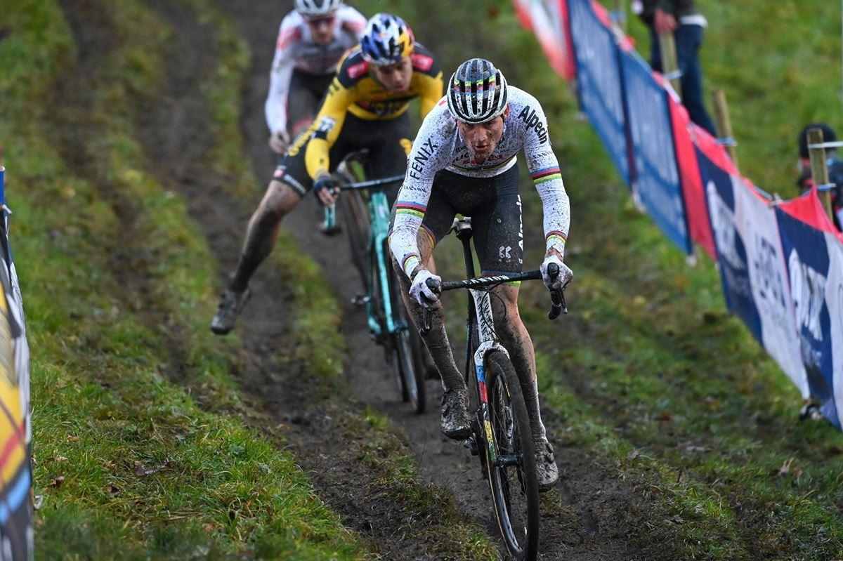 Mathieu Van der Poel - ciclocross