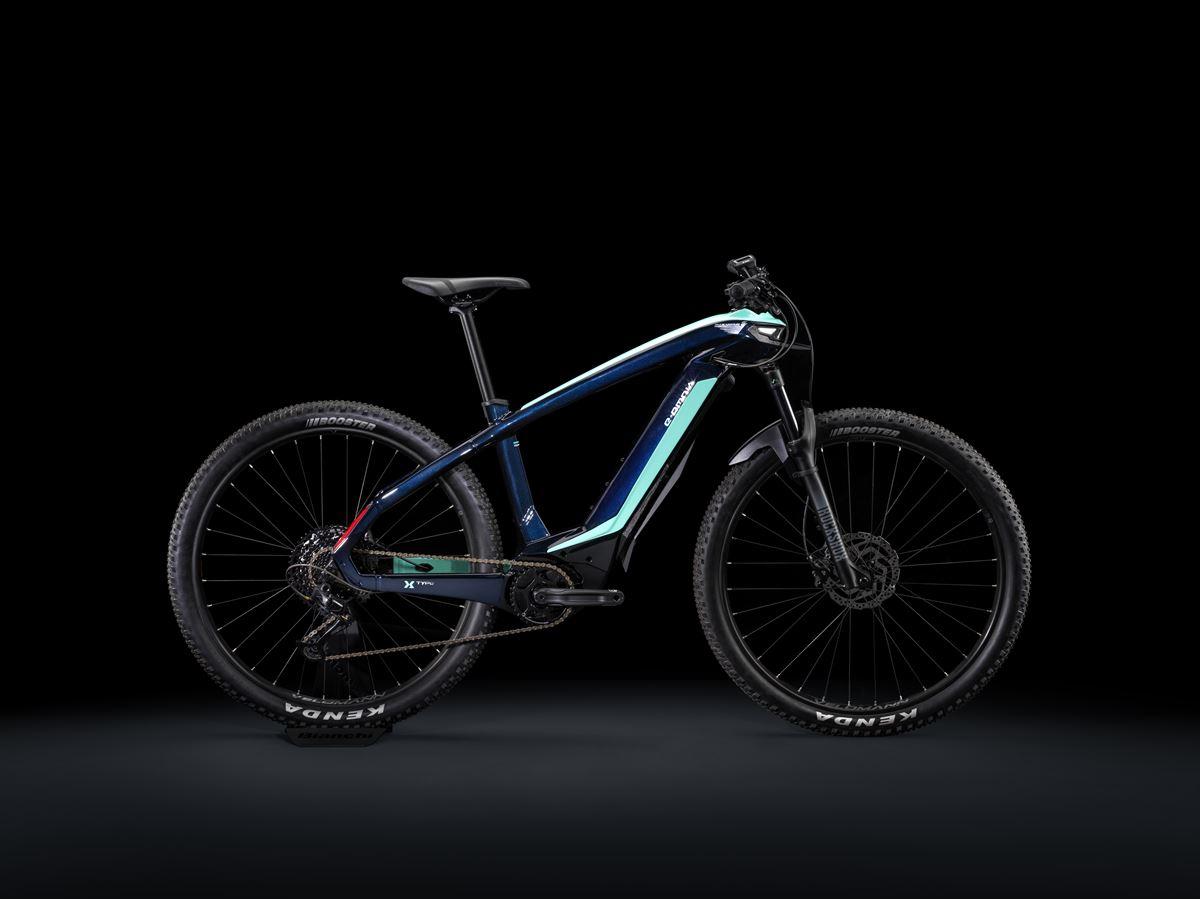 Bianchi e-Omnia X-Type
