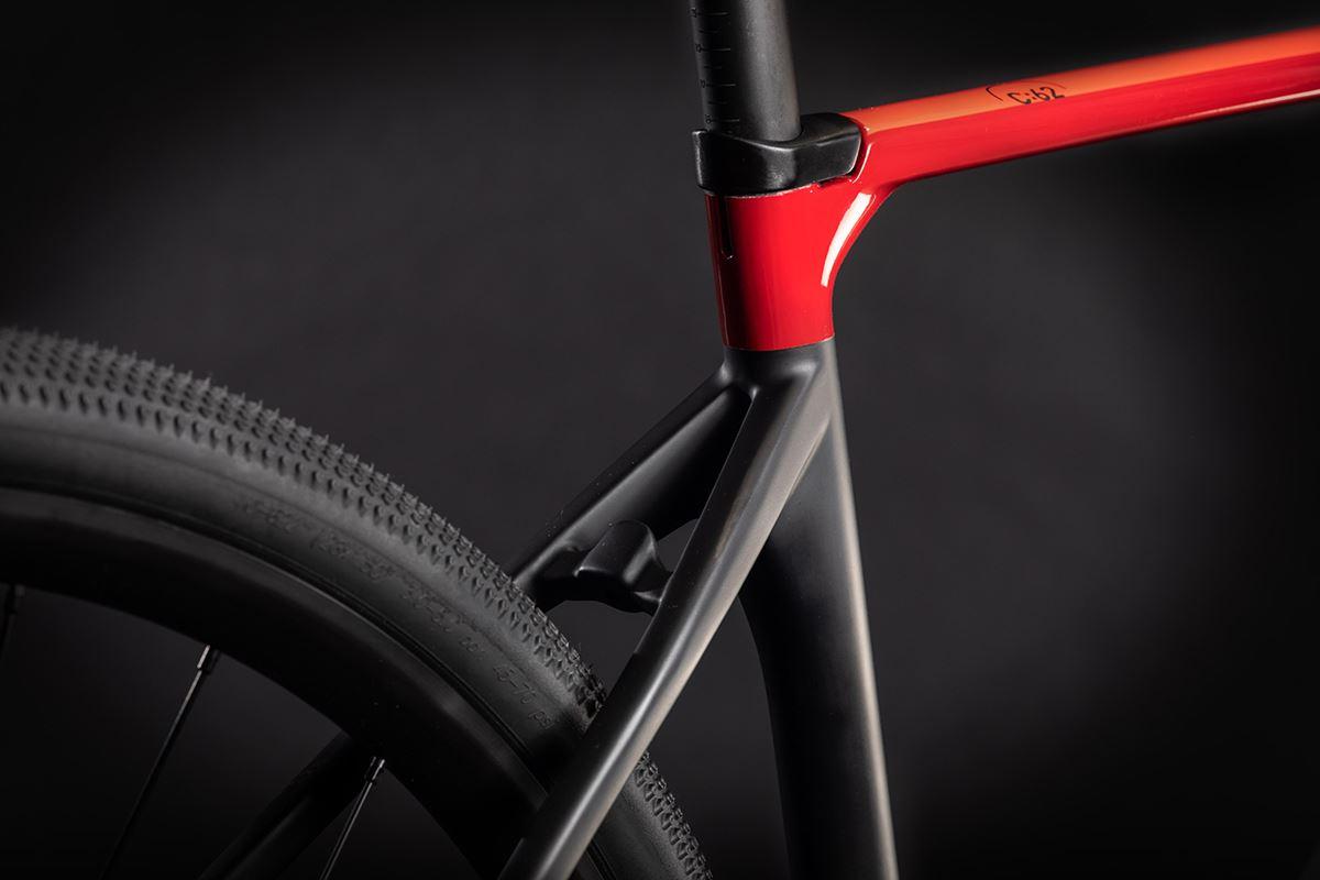 Gravel Bike Cube Nuroad C:62 Pro