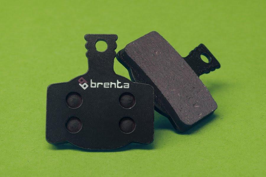 Brenta Brakes pastiglie freno Serie 1 semi metalliche - Organiche