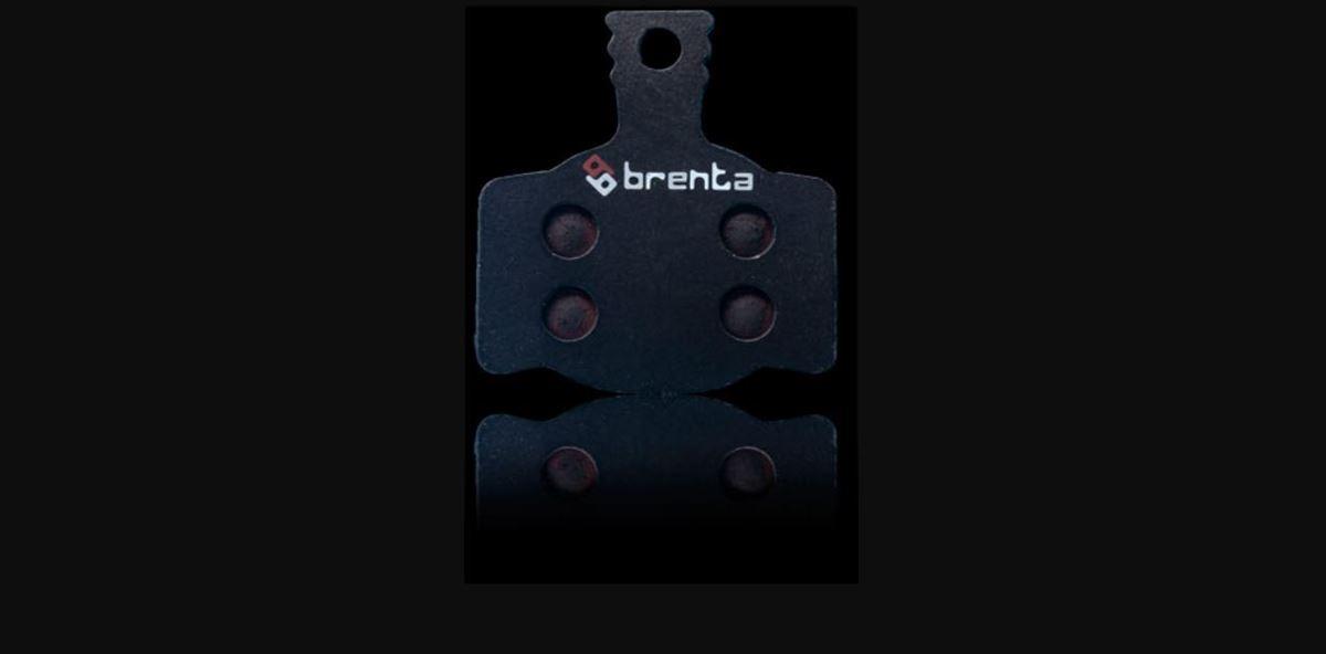 Pastiglie organiche Brenta Brakes