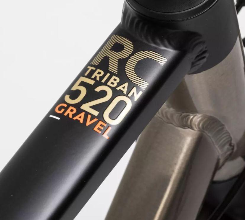 Triban Gravel RC 520 - Gravel bike Decathlon
