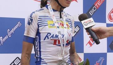 Cicli Taddei alla Conquistadores Cup sale sul podio con Silvia Scipioni