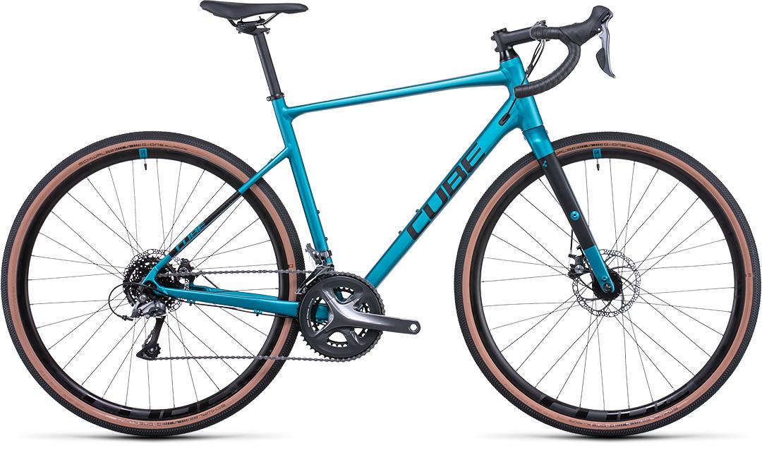 Cube Nuroad 2022 - Gravel Bike