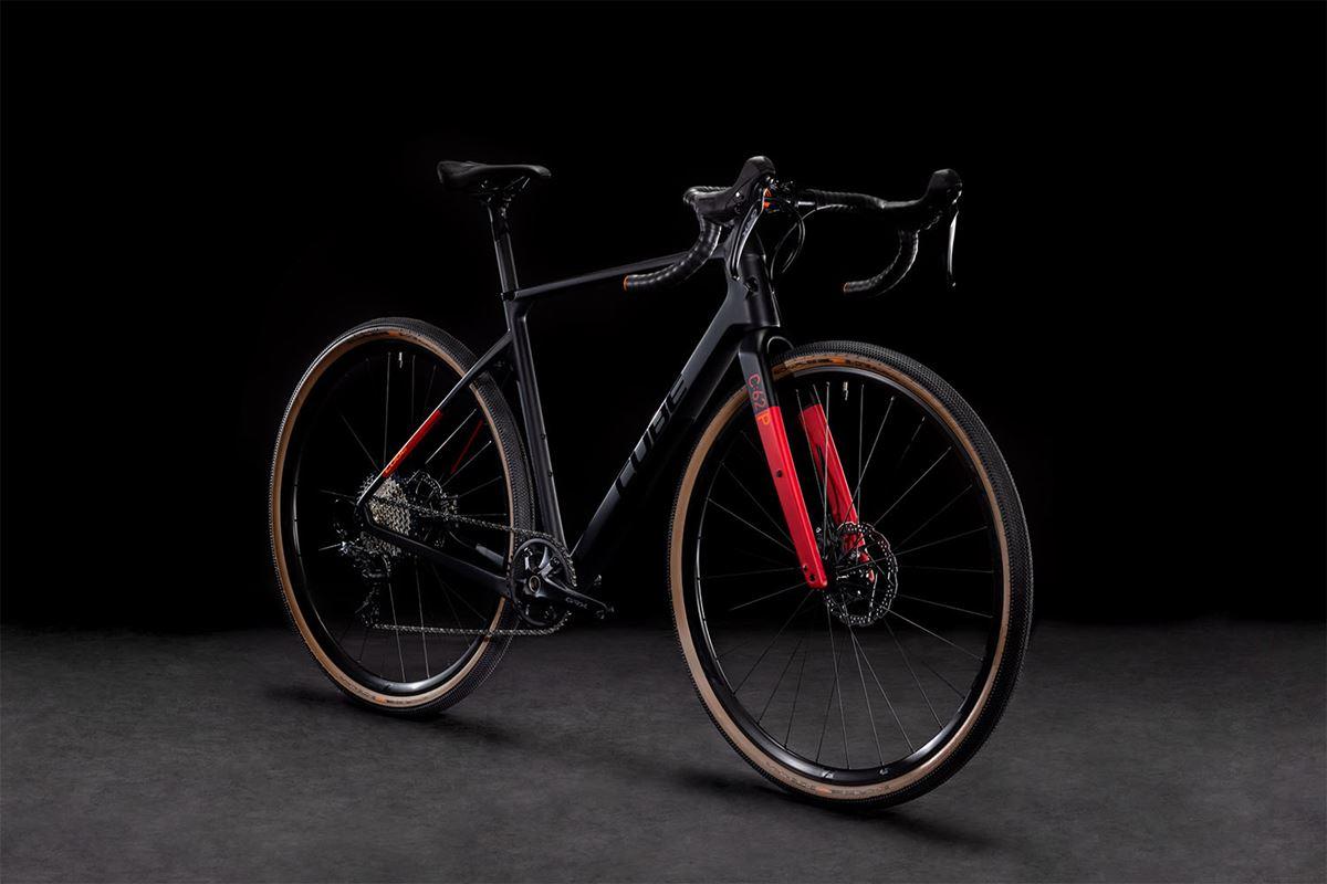 Gravel Bike Cube Nuroad C:62 Pro 2022