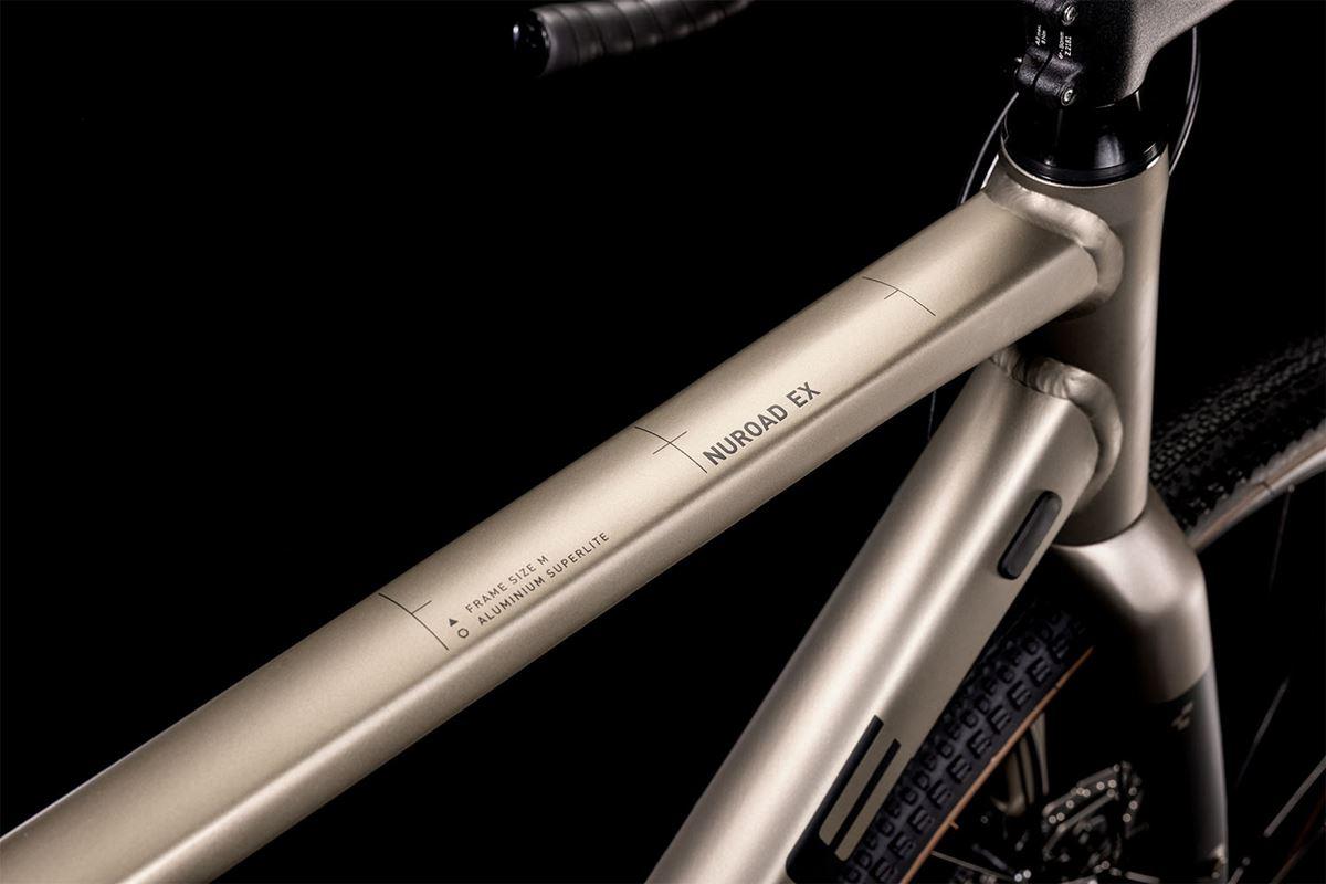 Cube Nuroad EX 2022 - Gravel bike