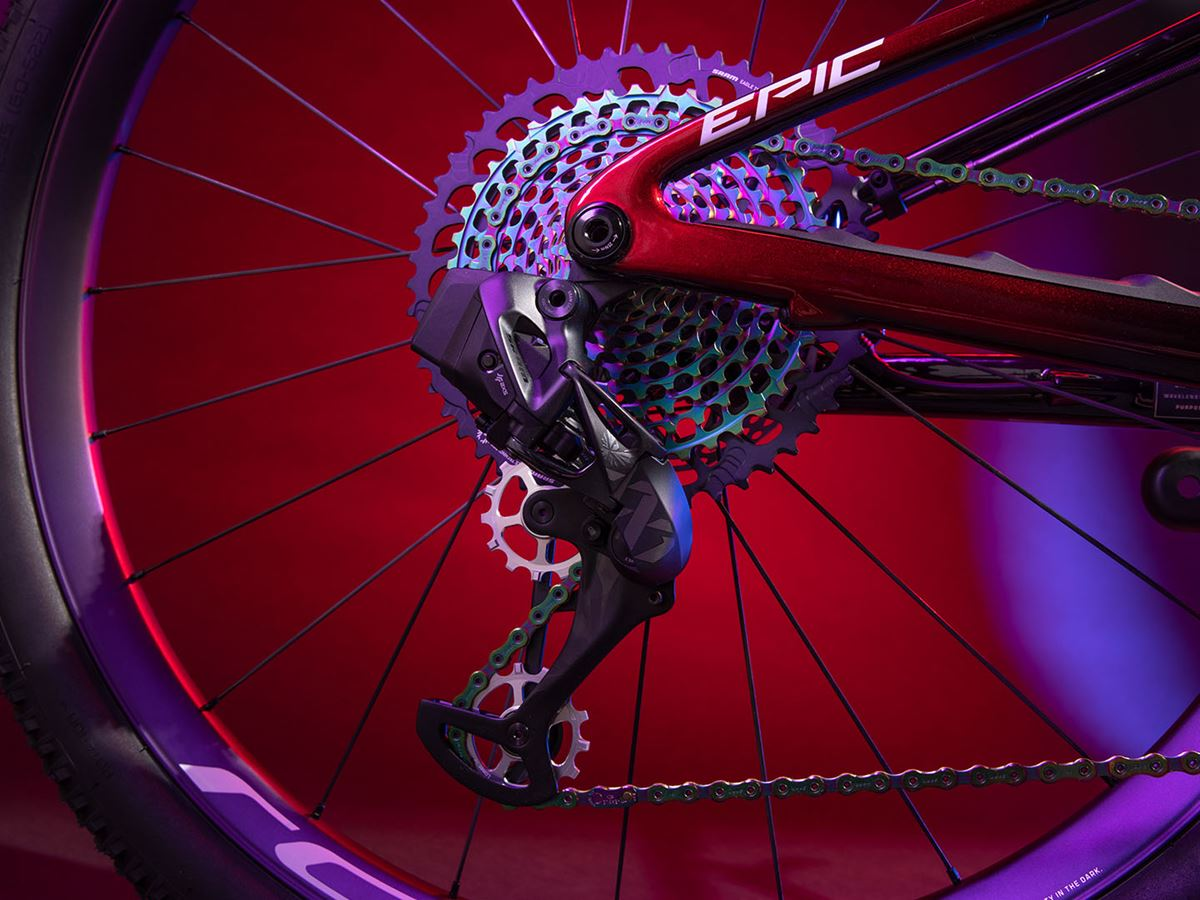 Specialized S-Works Epic Speed of Light