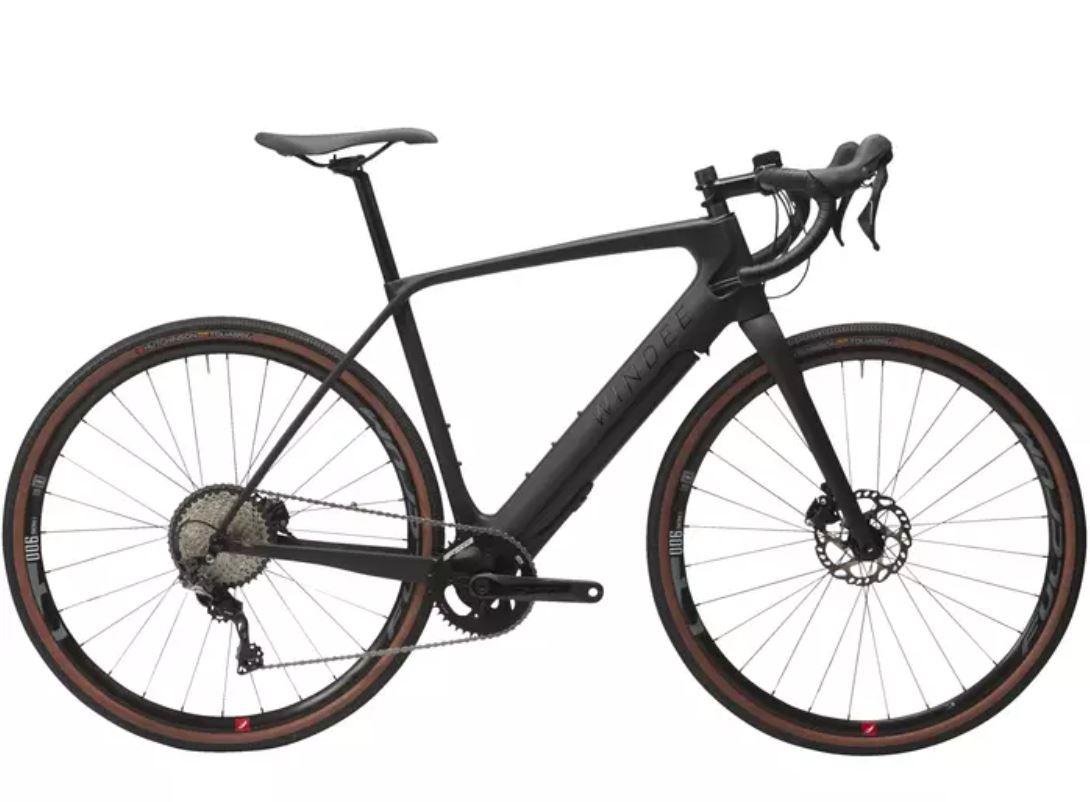Decathlon e-Windee bici elettrica gravel